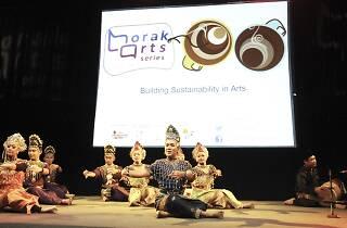 Borak Arts Series 2014