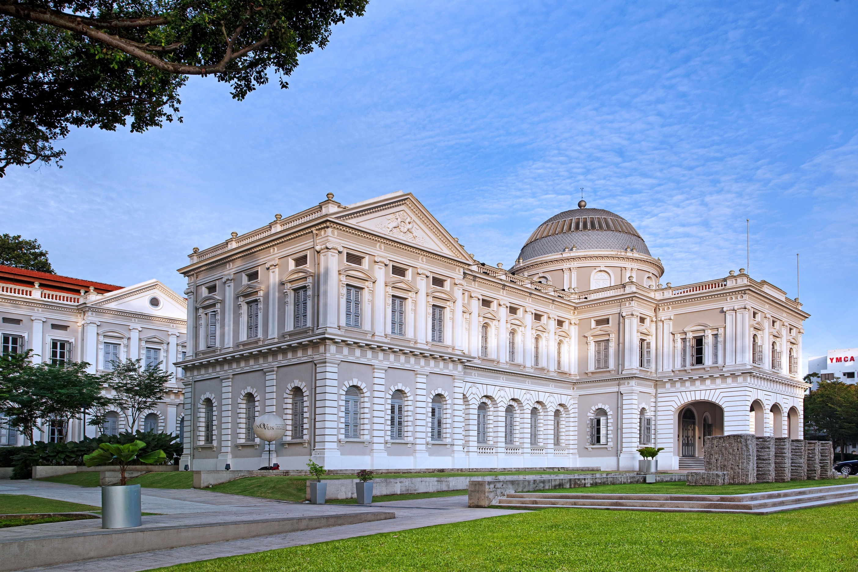 national museum The national museum of singapore is the oldest museum in singaporeits history dates back to 1849, when it was started as a section of a library at singapore institution and called the raffles library and museum.