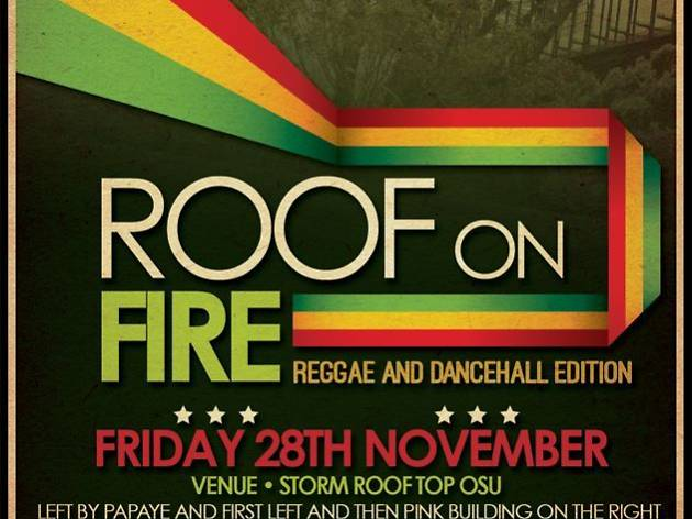 Roof on Fire - Reggae and Dancehall