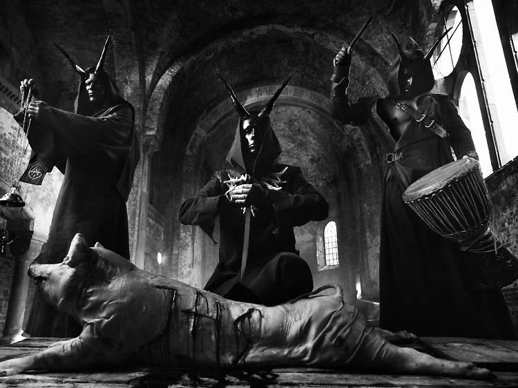 Behemoth + Cannibal Corpse + Aeon + Tribulation
