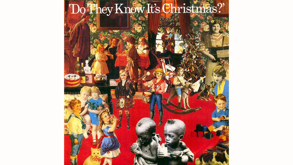 """Do They Know It's Christmas?"" by Band Aid"