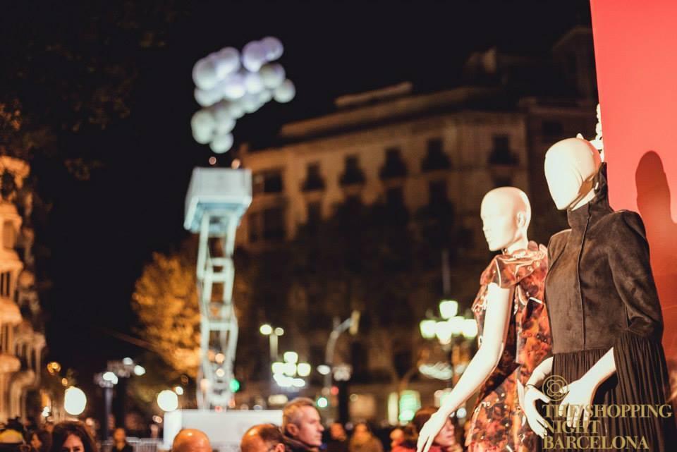 La Nit del Passeig de Gràcia 2019