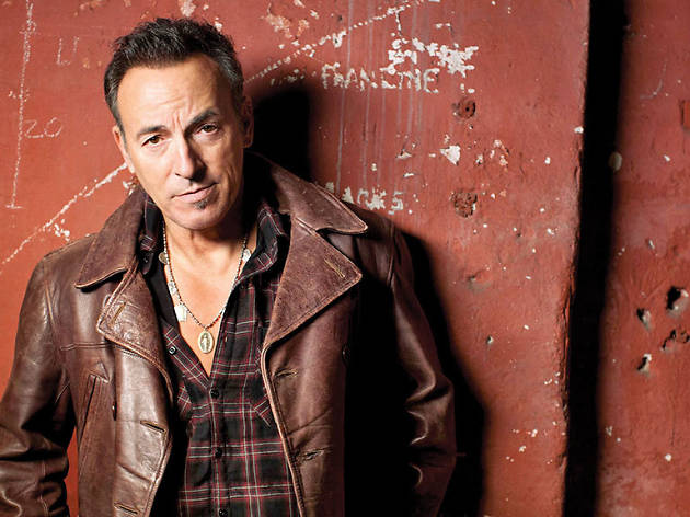 """Santa Claus Is Coming to Town"" by Bruce Springsteen"