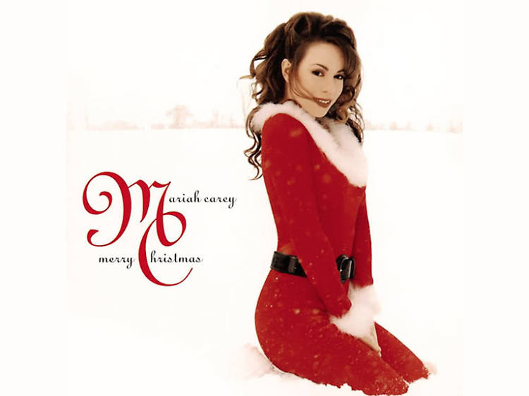 """""""All I Want for Christmas Is You"""" by Mariah Carey"""