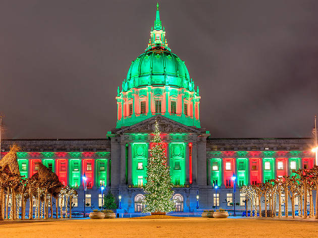 Christmas Lights San Francisco 2020 San Francisco Christmas 2020 Guide