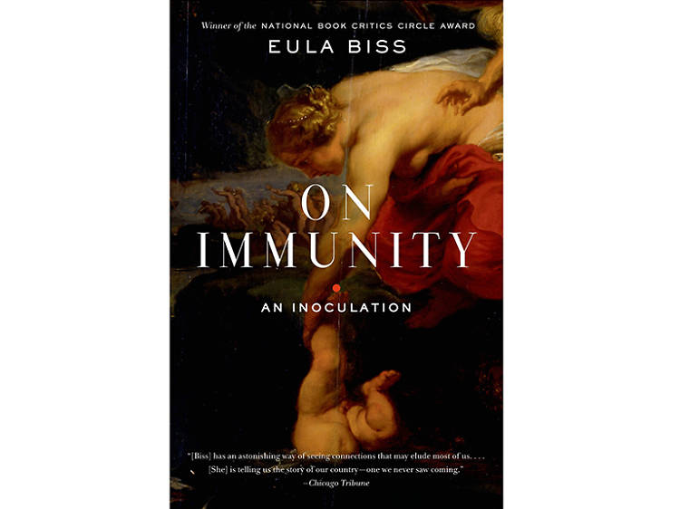 Book review: On Immunity: An Inoculation by Eula Biss