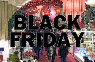 Where to shop on Black Friday without going to the mall