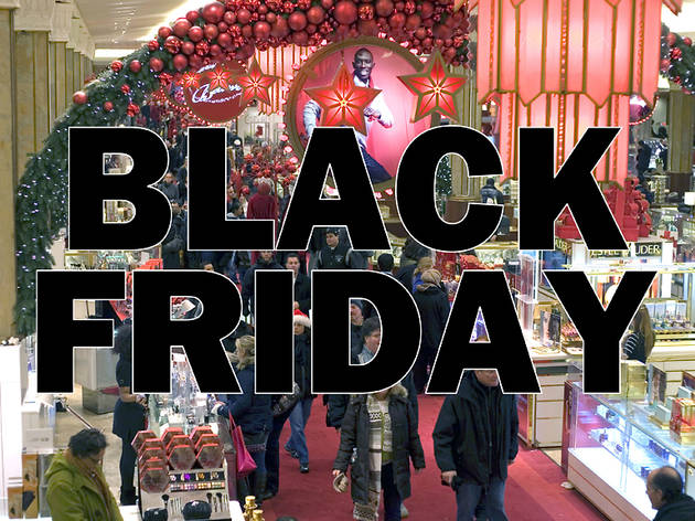 Where to shop for Black Friday 2015 sales in NYC