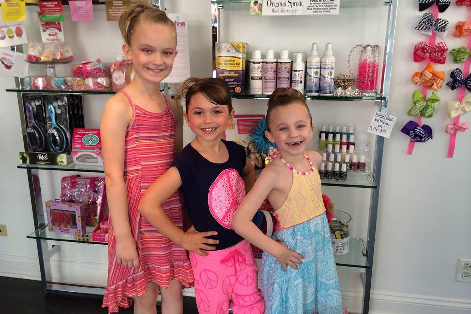 Spa day at Rock Candy Salon