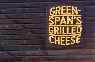 Greenspan's Grilled Cheese (CLOSED)