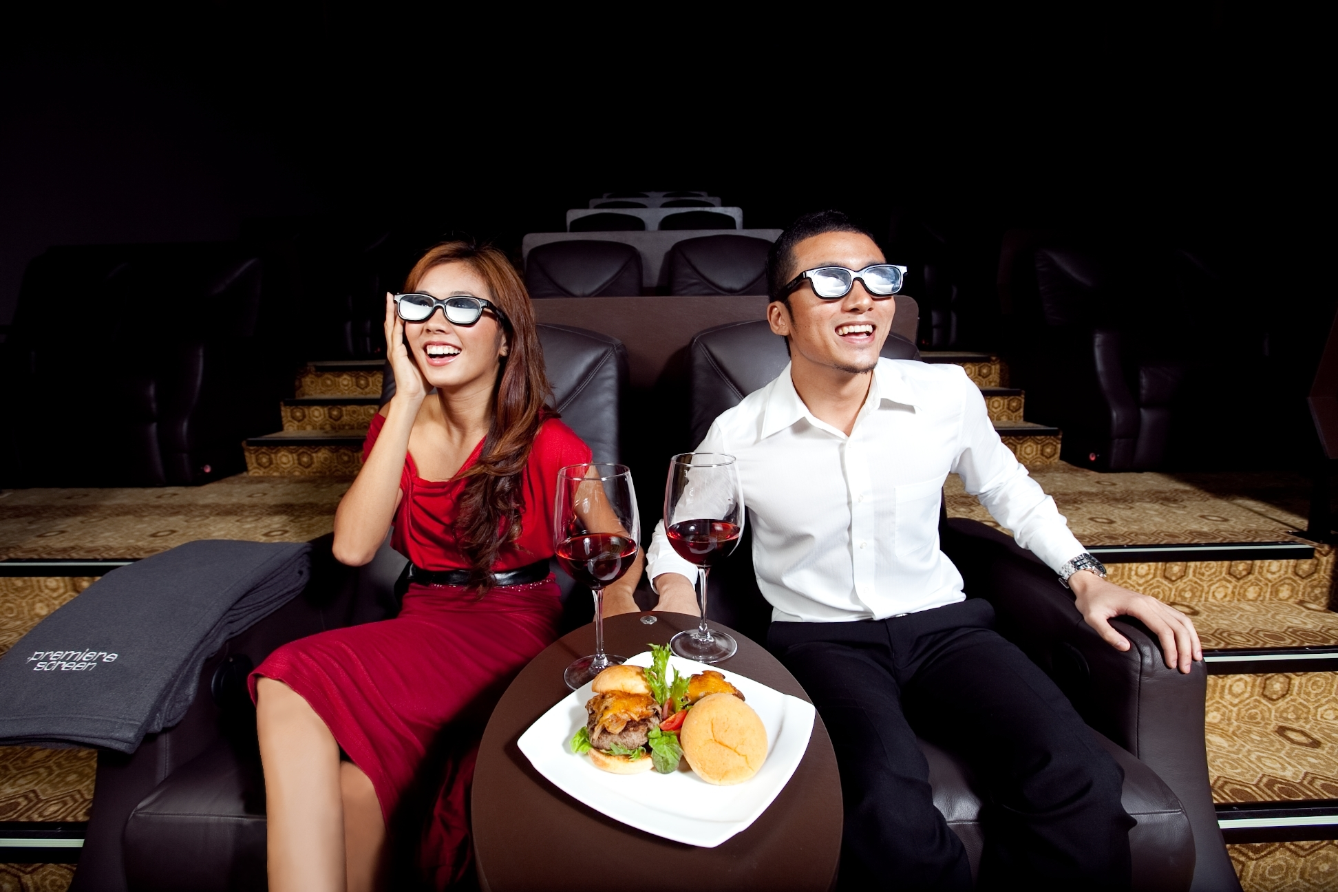 Splash out on a fancy VIP cinema experience