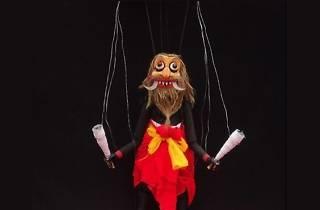 World Puppetry Series: Traditional Sri Lankan Dances X Ritual Scissors Dance