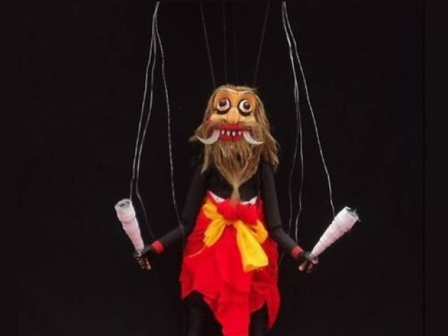World Puppetry Series: Traditional Sri Lankan Dances X Ritual Scissors Dance