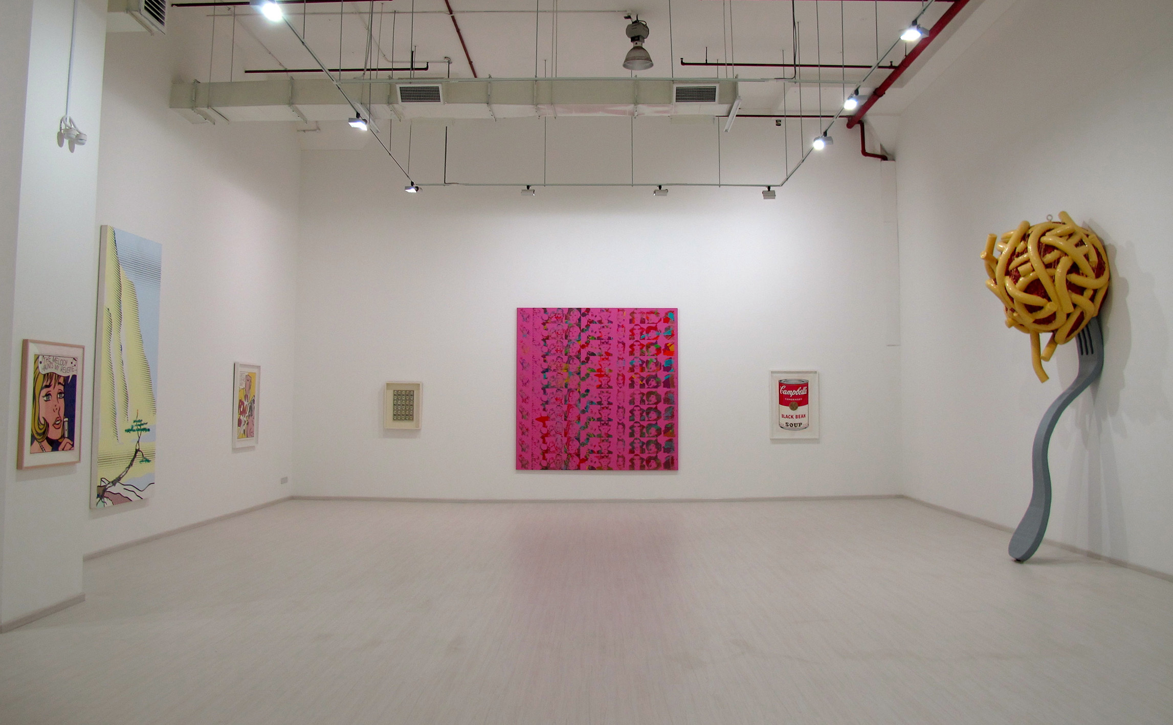 Top art galleries in Singapore