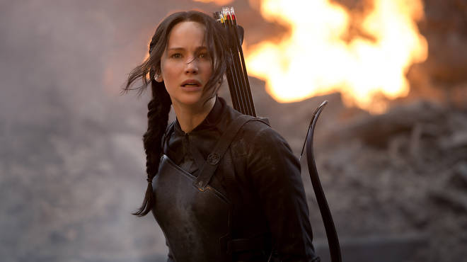 Review: Mockingjay—Part 1