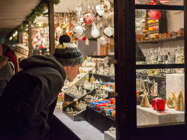 The best Christmas markets in Edinburgh