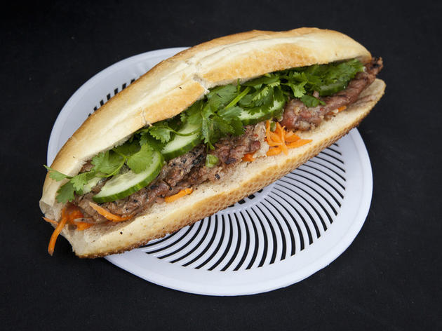 100 best dishes in London - Banhmi11 - banh mi