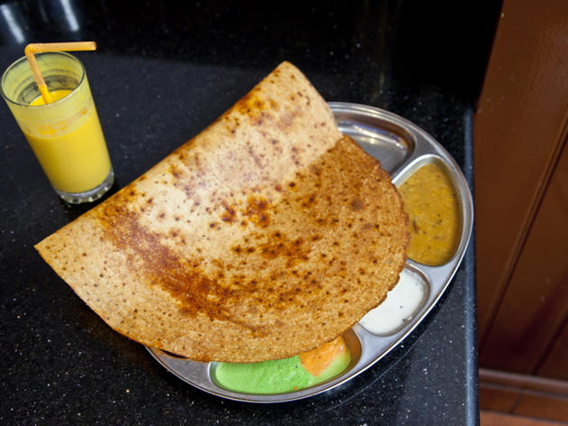 Dosa at Dosa n Chutny