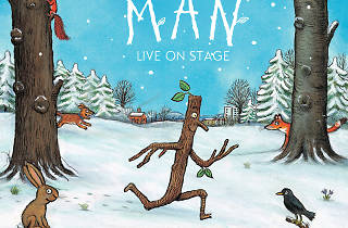 Stick Man - Live On Stage