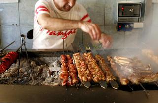 100 best dishes in London - mangal ocakbasi - beyti kofte
