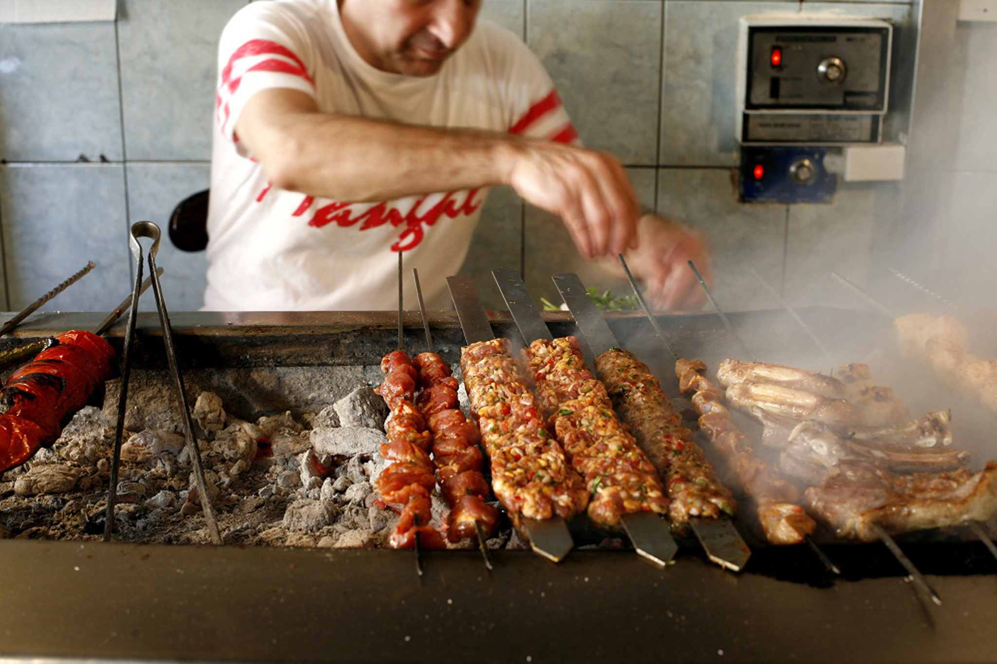London's best restaurants for kebabs