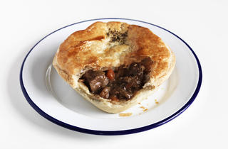 100 best dishes in London - square pie company - pie and mash