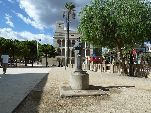 parc de la marquesa