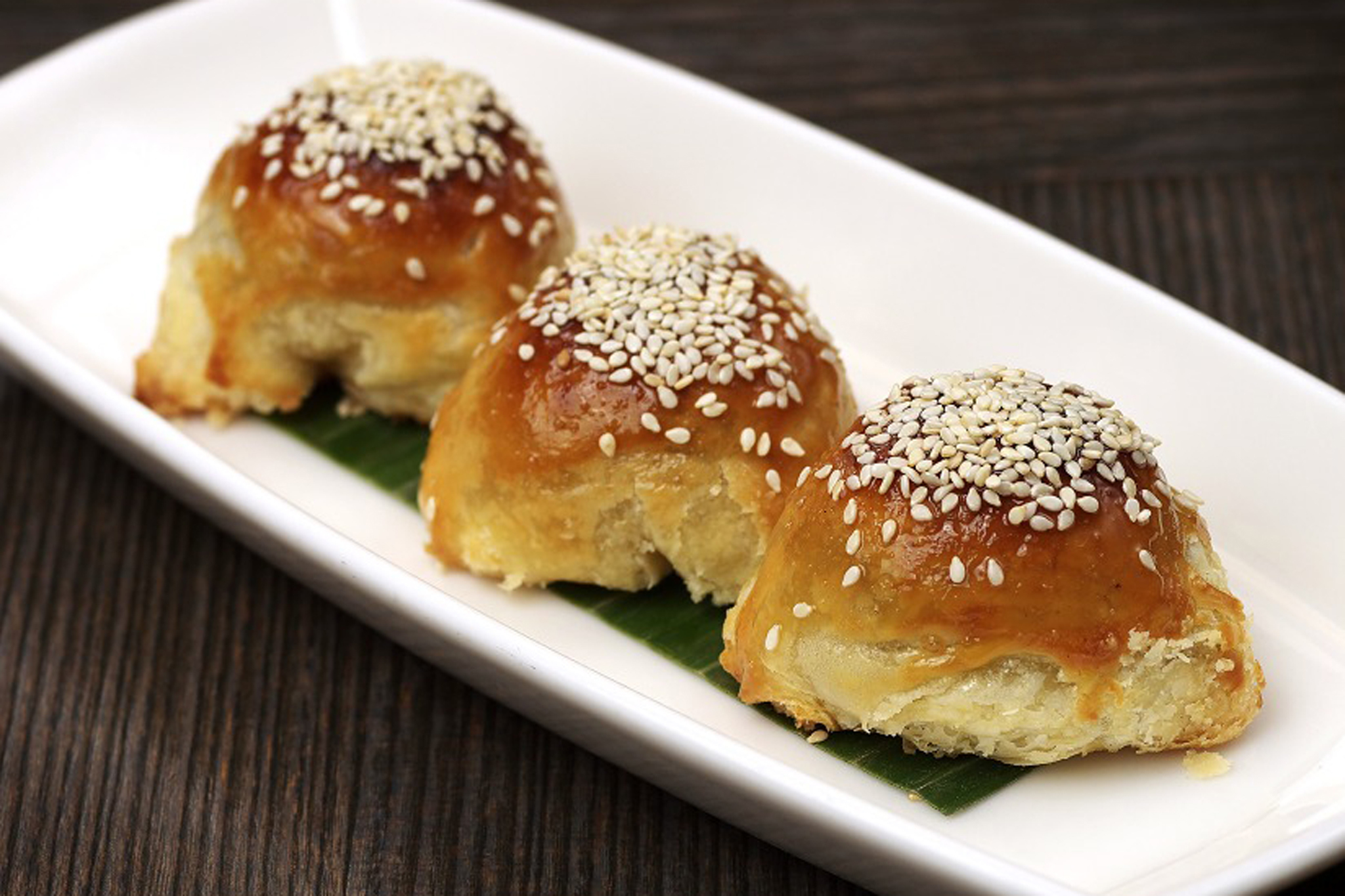 100 best dishes in London - yauatcha - venison puffs