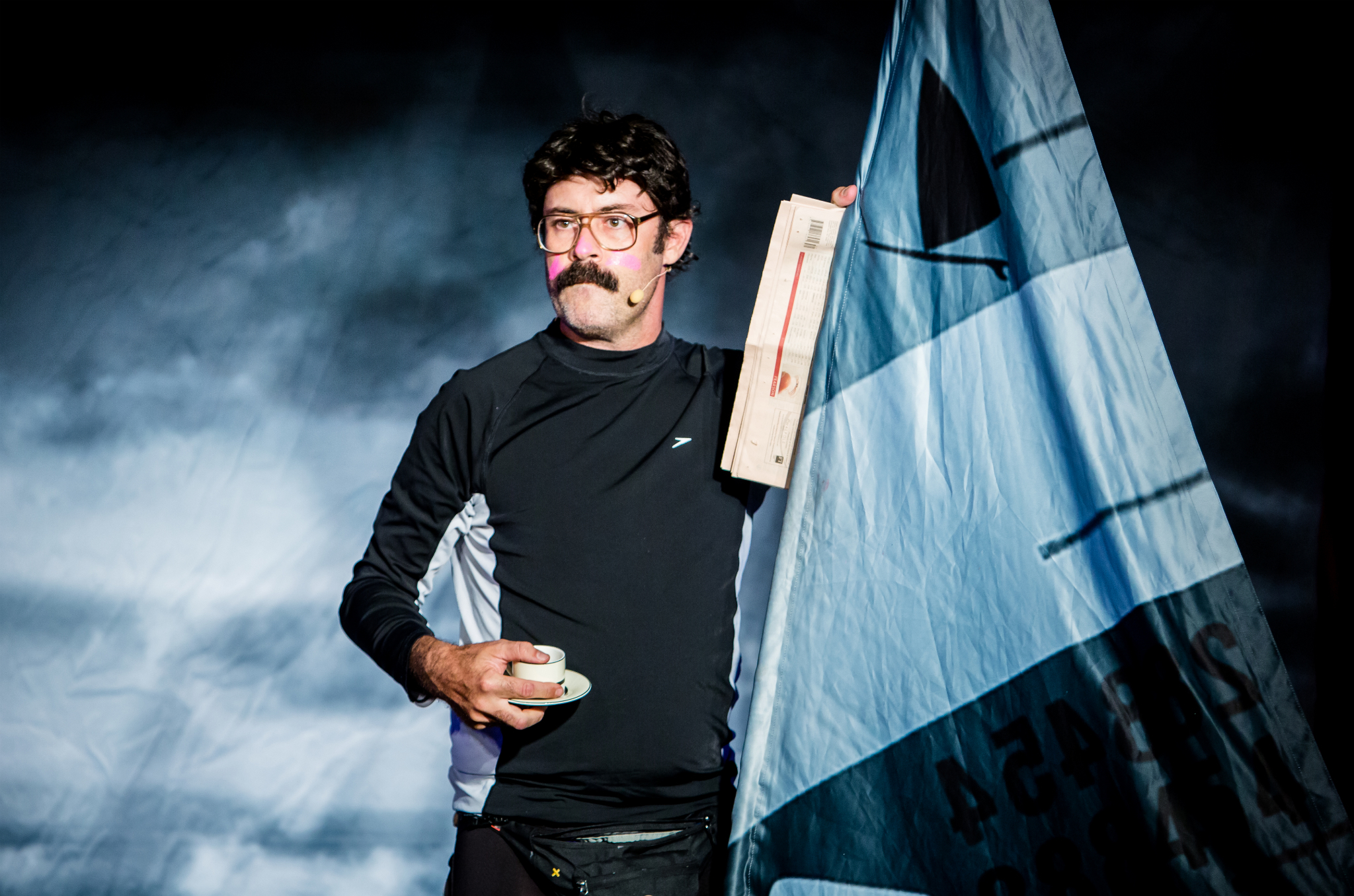 Sam Simmons – Death of a Sails-Man