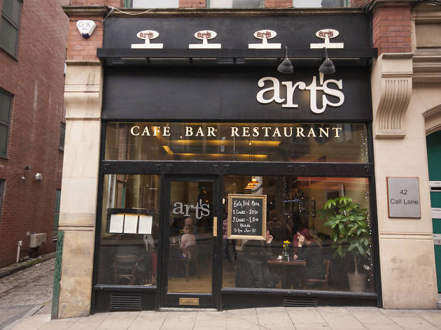 Arts Cafe, Restaurants, Leeds