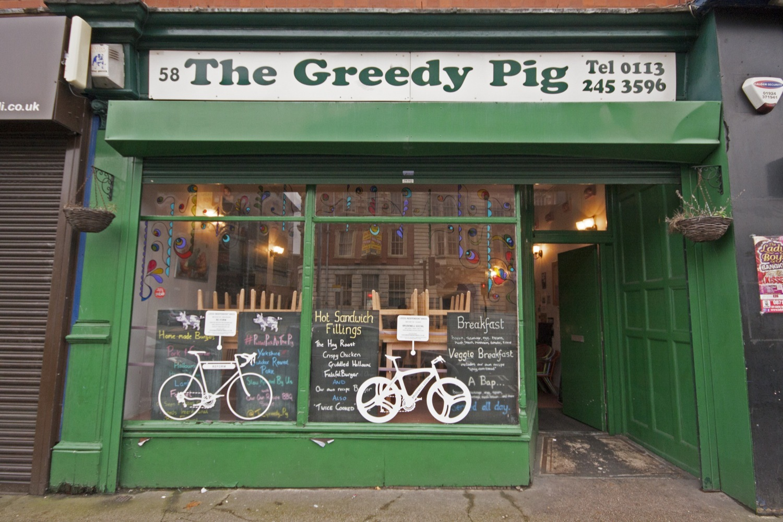 The Greedy Pig