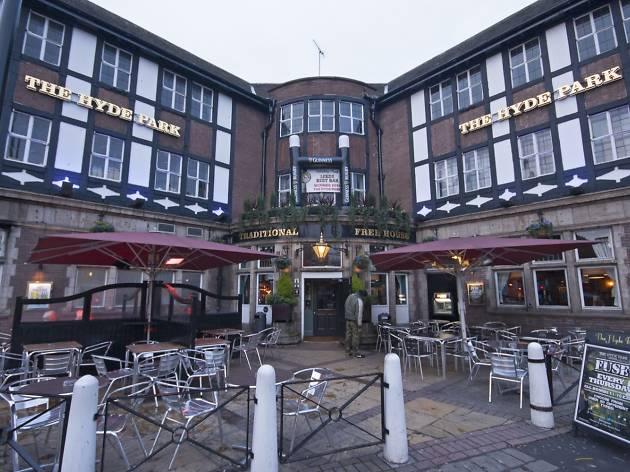 Hyde Park Pub