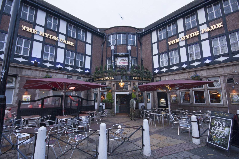 Hyde Park Pub, Bars, Leeds