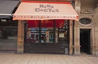 Neon Cactus, Bars, Leeds