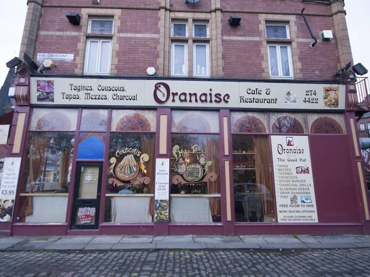 Oranaise Café
