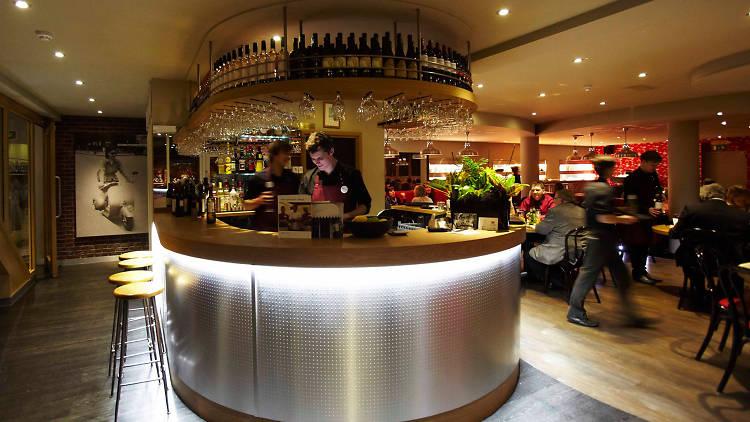 Salvo's, Restaurants, Leeds
