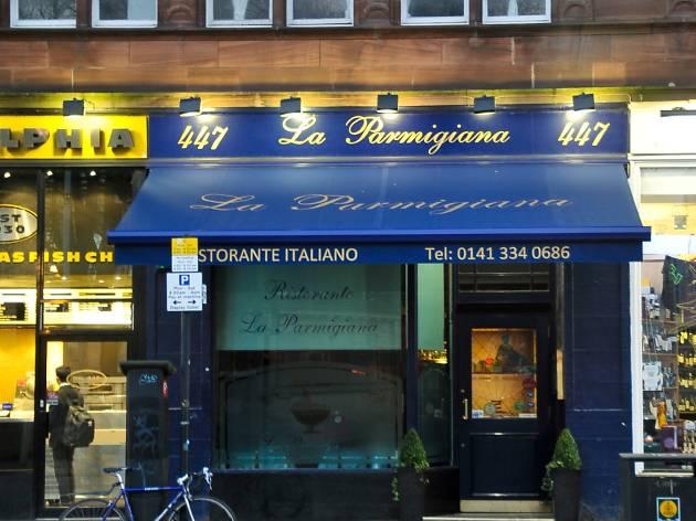 La Parmigiana, Restaurants, Leeds