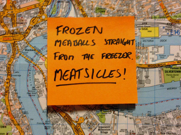 36 Londoners reveal the weirdest thing they eat