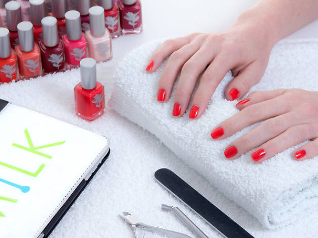 London's best nail bars