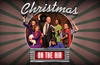 Christmas on the Air at Provision Theater