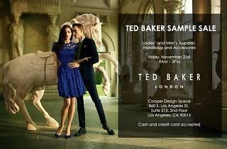 Ted Baker London Sample Sale