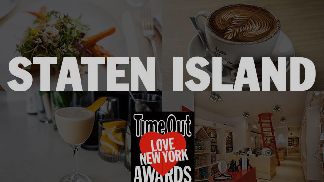 Time Out Love New York Awards 2014: Staten Island
