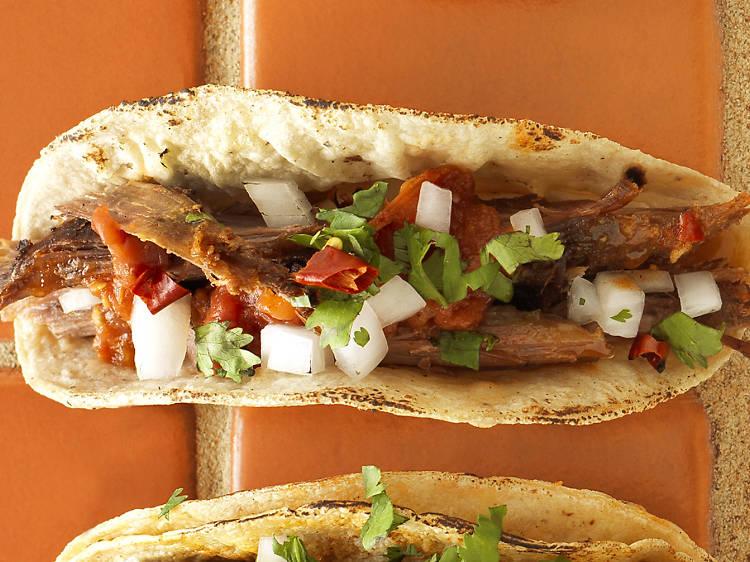 Get a taste for goat at Birrieria Zaragoza