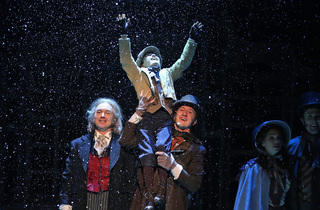 A Christmas Carol at Drury Lane Oakbrook Terrace