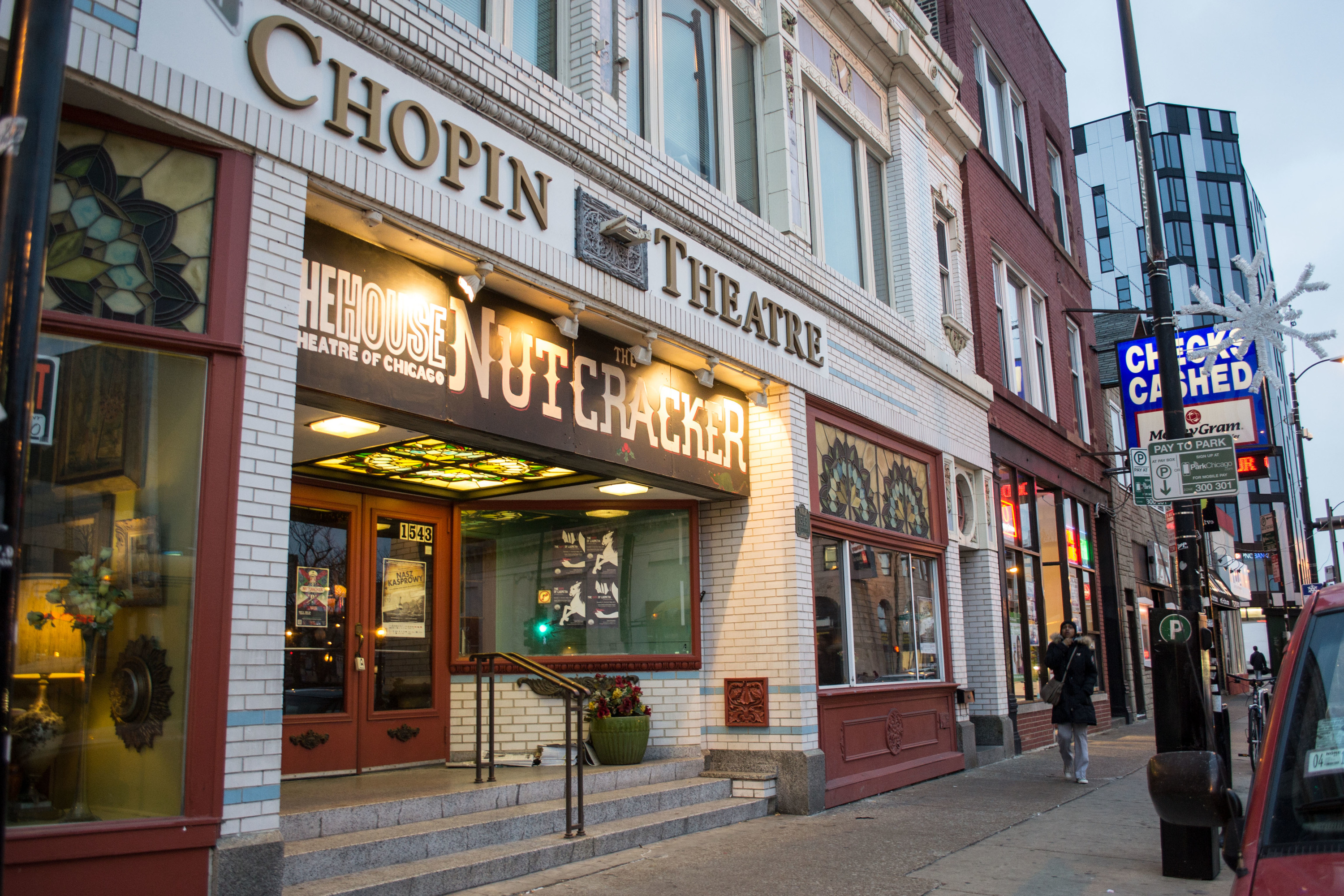 WEST TOWN: Chopin Theatre