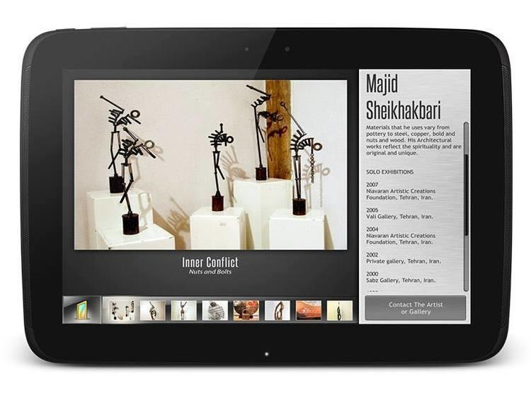 Virtual art galleries in Singapore
