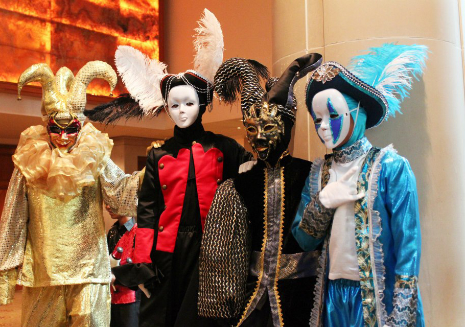 The best costume stores in Singapore