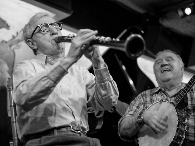 Suite Festival: Woody Allen & The New Orleans Jazz Band