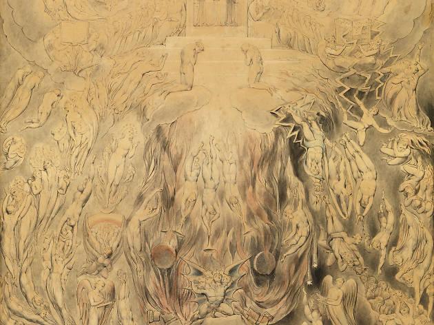 Alasdair Gray: Spheres of Influence I