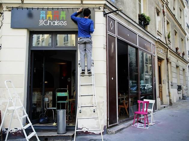 (© Les Chaises)